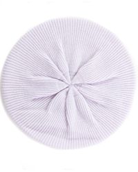 Charter Club Cashmere Beret, Created For Macy's - Purple