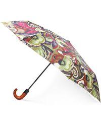 Patricia Nash - Milano Graffiti Magliano Umbrella - Lyst