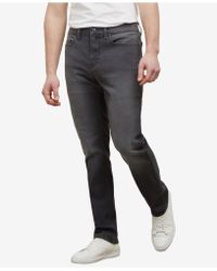 Kenneth Cole - Straight-fit Stretch Jeans - Lyst