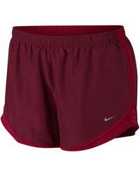 Nike - Plus Size Tempo Dri-fit Track Shorts - Lyst