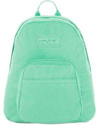 Jansport Mono Half Pint Backpack - Green