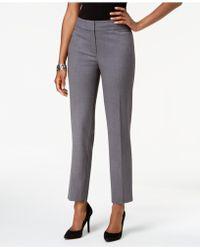 Nine West - Slim-leg Pants - Lyst