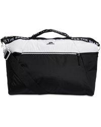 adidas Studio Colorblocked Duffel Bag - Black