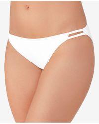 Vanity Fair - Illumination Plus Size Side-cutouts Bikini 18810 - Lyst