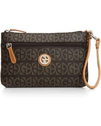 Giani Bernini - Block Signature Wristlet - Lyst