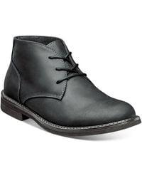 Nunn Bush Lancaster Chukka Boot - Black