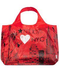Macy's Reusable Bag - Red