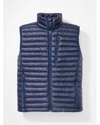 Marmot Avant Featherless Vest - Blue