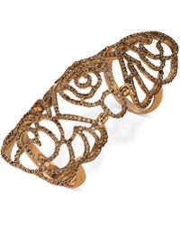 Le Vian - Diamond Knuckle Ring (2-1/2 Ct. T.w.) In 14k Rose Gold - Lyst