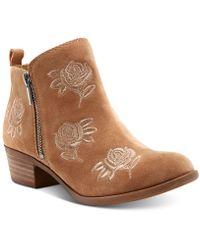 Lucky Brand - Women's Basel Booties - Lyst
