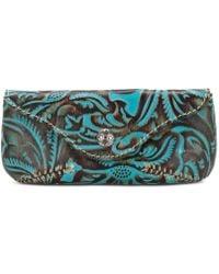 Patricia Nash | Turquoise-tooled Ardenza Sunglasses Case | Lyst