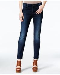 Lucky Brand - Hayden Skinny Branbury Wash Jeans - Lyst
