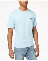Tommy Bahama - The Great Outdoors Graphic-print T-shirt - Lyst
