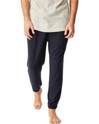 Cotton On Pajama Drake Pant - Blue