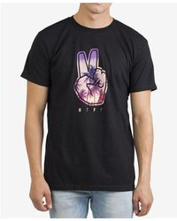Neff - Peace Out Graphic T-shirt - Lyst