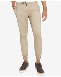 Kenneth Cole Reaction - Men's Soho Jogger Trousers - Lyst