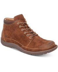 Born Nigel Boots - Brown