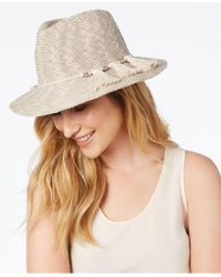 INC International Concepts - Striped Packable Hat, Created For Macy's - Lyst
