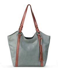 The Sak Sierra Leather Shopper - Multicolor