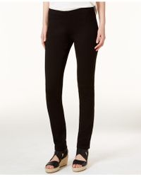 Eileen Fisher - Pull-on Skinny Pants - Lyst