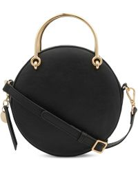 Nine West - Orianna Top-handle Small Circle Crossbody - Lyst