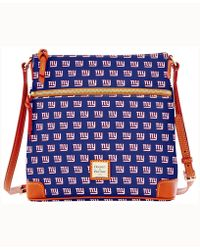 Dooney & Bourke - New York Giants Crossbody Purse - Lyst