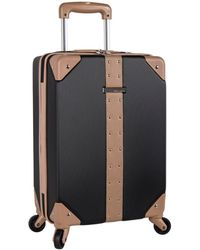 """Vince Camuto Laurra 18"""" Carry-on Luggage - Black"""