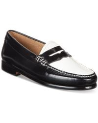 G.H. Bass & Co. - Women's Weejuns Whitney Penny Loafers - Lyst