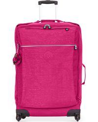 "Kipling Darcey 29"" Spinner Suitcase - Pink"