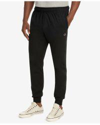 Champion Jersey Sweatpants - Black