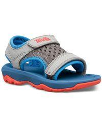 Teva Toddlers Psyclone Xlt Sandals - Blue