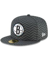 KTZ Brooklyn Nets City Series 20 59fifty Alt Cap - Black