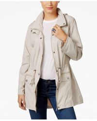 Style & Co.   Tunic-length Anorak Jacket   Lyst