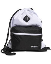 70f5a0ad65 Lyst - adidas Red   Grey Burst Ii Sackpack in Red for Men
