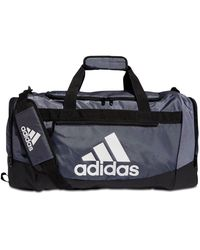 adidas Defender Iv Medium Duffel Bag - Grey