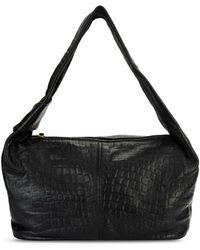 Sam Edelman Audrea Shoulder Bag Croco - Black