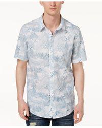 American Rag - Botanical Shirt, Created For Macy's - Lyst