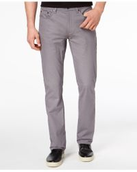 Kenneth Cole - Slim-fit Stretch Jeans - Lyst