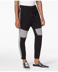 INC International Concepts - Quilted Track Pants, Created For Macy's - Lyst