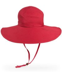 Sunday Afternoons Beach Hat - Red