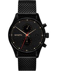MVMT Voyager Caviar - Black