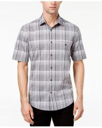 Alfani - Plaid Pocket Shirt, Created For Macy's - Lyst