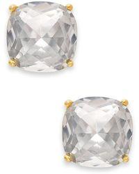 Kate Spade - Square Stud Earrings - Lyst