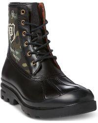 Polo Ralph Lauren Udel Boot - Black