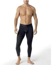 Leo Men's Training Tights - Black
