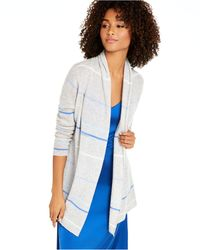 Charter Club Cashmere Cardigan, Created For Macy's - Blue