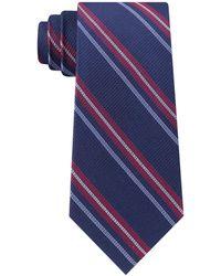 Tommy Hilfiger - Classic Textured Stripe Tie - Lyst