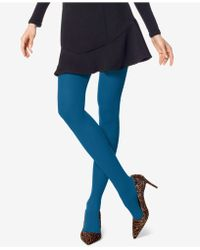 Hue - ® Opaque Tights - Lyst