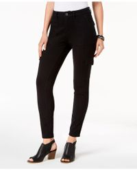 Style & Co. - Skinny Cargo Pants, Created For Macy's - Lyst