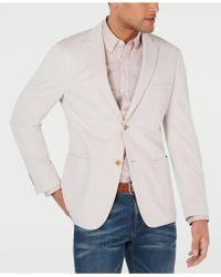 Michael Kors Slim-fit Sport Coat - Multicolour